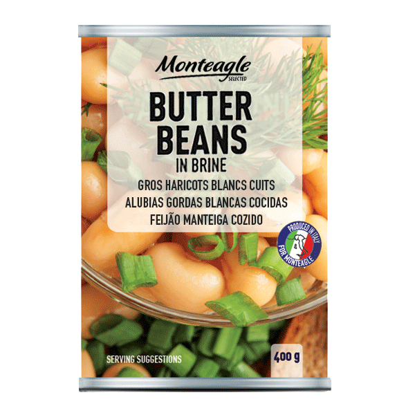 butter beans in brine easy open can g monteagle brand simpplier