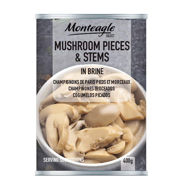 mushroom pieces and stems easy open can g monteagle brand simpplier