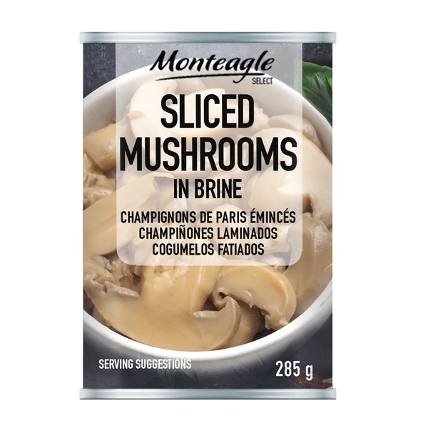 mushrooms  sliced easy open can g monteagle brand simpplier