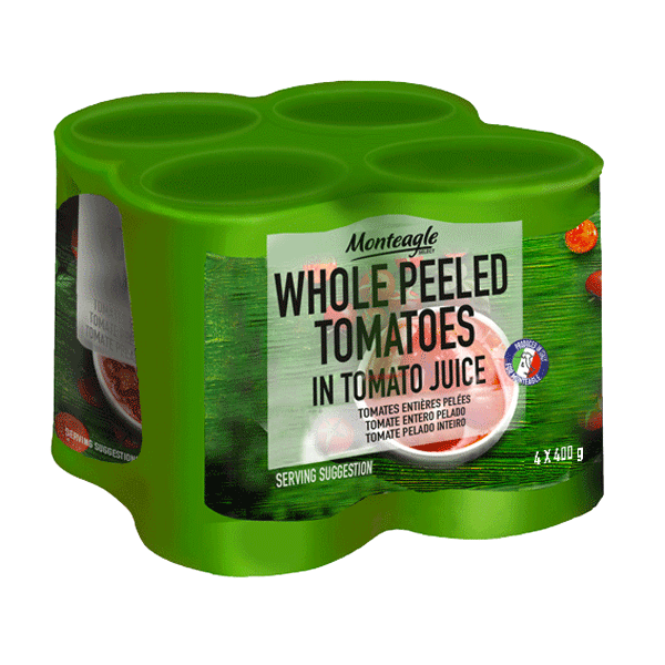 italian whole peeled tomatoes easy open can  g  pack monteagle brand simpplier