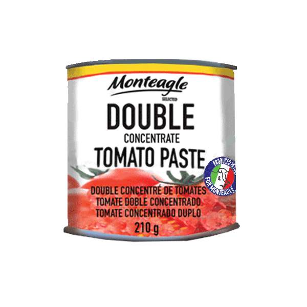 italian double tomato paste easy open can g monteagle brand simpplier