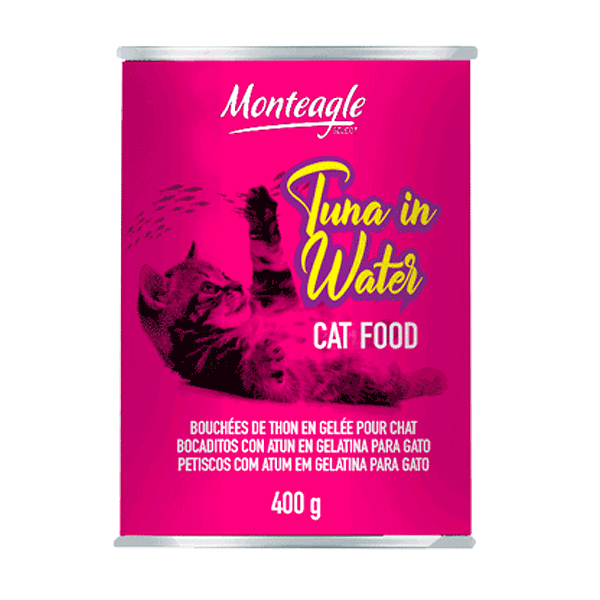 tuna in water cat food regular can monteagle brand simpplier
