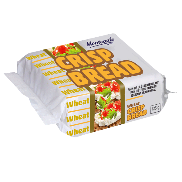 crisp bread wheat flow wrap g monteagle brand simpplier