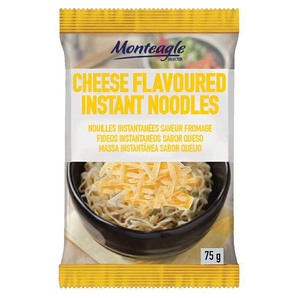 instant noodles cheese flow wrap g monteagle brand simpplier