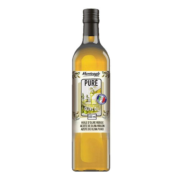 pure olive oil glass marasca bottle ml monteagle brand simpplier