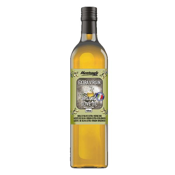 organic extra virgin organic olive oil glass marasca bottle ml monteagle brand simpplier
