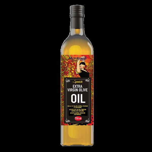 spanish extra virgin olive oil glass marasca bottle ml monteagle brand simpplier