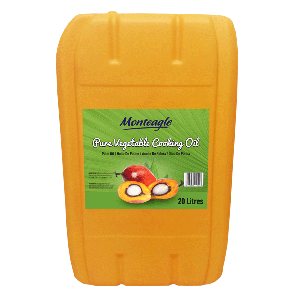 palm cooking oil cp10 jerrycan 20lt monteagle brand simpplier