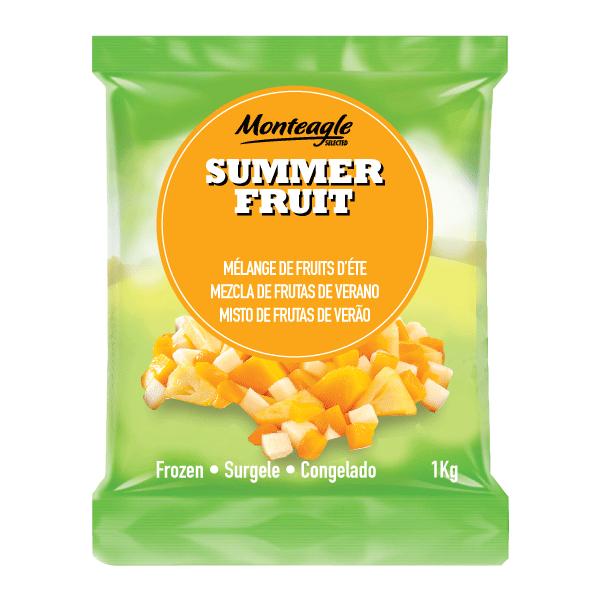 frozen summer fruit mix bag 1kg monteagle brand simpplier